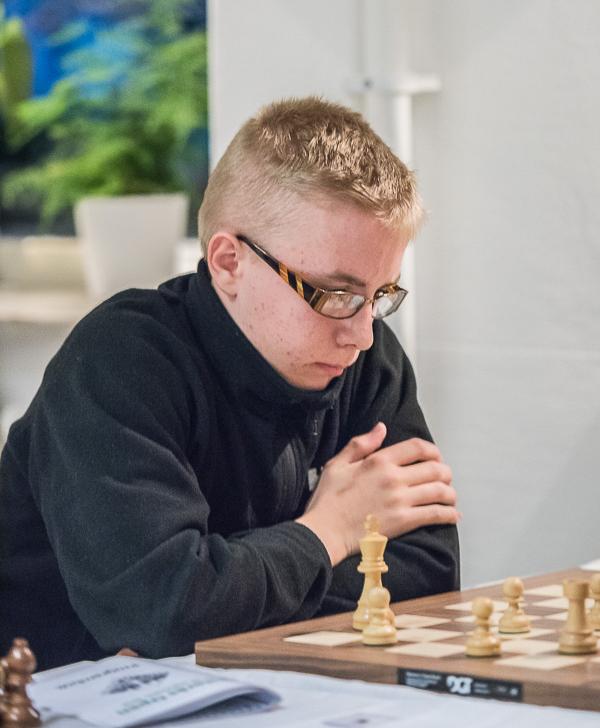 "Erik Nilsson vann ""Lilla"" igen"